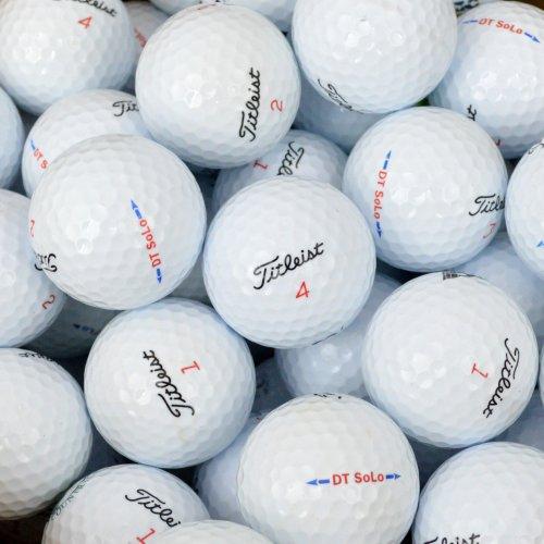 Bolas De Golf Titleist Dt Solo