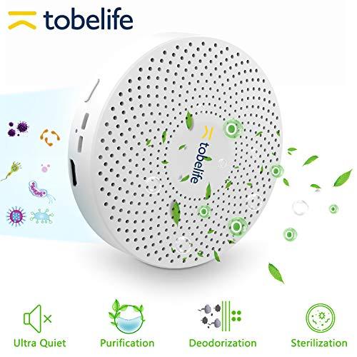 mini air purifier portable - 5