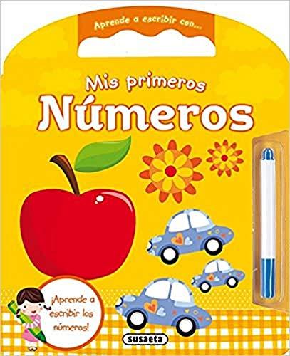 Mis primeros números (Aprende a escribir con...) (Spanish...