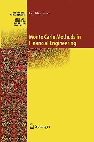 Monte Carlo Methods in Financial Engineering (Stochastic Modelling and Applied Probability)