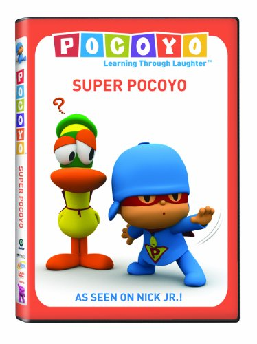 Pocoyo: Super Pocoyo [DVD] [Region 1] [NTSC] [US Import]