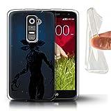 Phone Case for LG G2 Mini/D620 Strange Retro Demogorgon