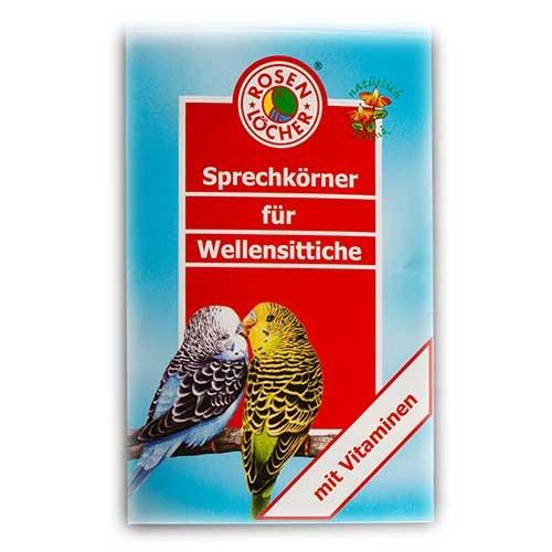 Rosenlöcher- Sprechkörner 20g