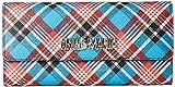 ヴィヴィアンウエストウッド 財布 SHUKA TARTAN 51060017 シュカタータン レディース ブルー 並行輸入品