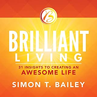 Brilliant Living audiobook cover art