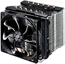 Cooler Master Hyper 612 - CPU Cooler with Aluminum Fins and 6 Heat Pipes (RR-H612-20PK-R3)