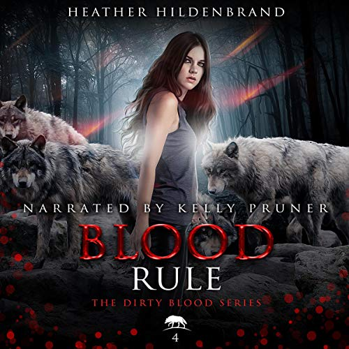 Blood Rule audiobook cover art