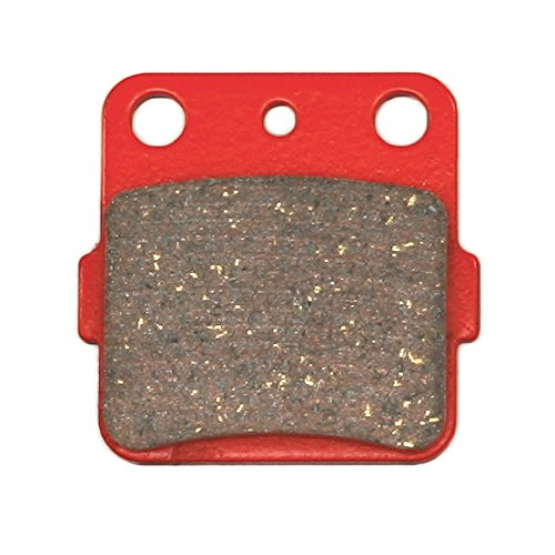 デイトナ 赤パッド利き味へのこだわりセミメタルパッド 79833