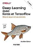 Deep Learning avec Keras et TensorFlow - Mise en oeuvre et cas concrets