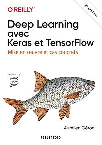 Deep Learning avec Keras et TensorFlow : Mise en oeuvre et cas concrets (Hors Collection) (French Edition)