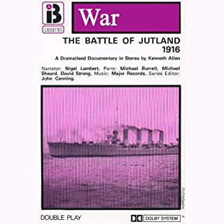 The Battle of Jutland (Dramatised) audiobook cover art