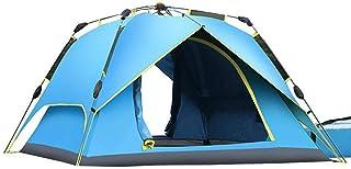 Sofi [2020新款 ] 账篷 一键式账篷 易于搭建 防水防风防紫外线 3~4人适合家庭野外露营露营赏花花 登山 运动会用