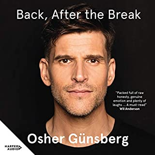 Back, After the Break audiobook cover art