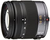 Panasonic LUMIX G VARIO 14-45mm/F3.5-5.6 ASPH./MEGA O.I.S. Lens | H-FS014045 - International Version (No Warranty)
