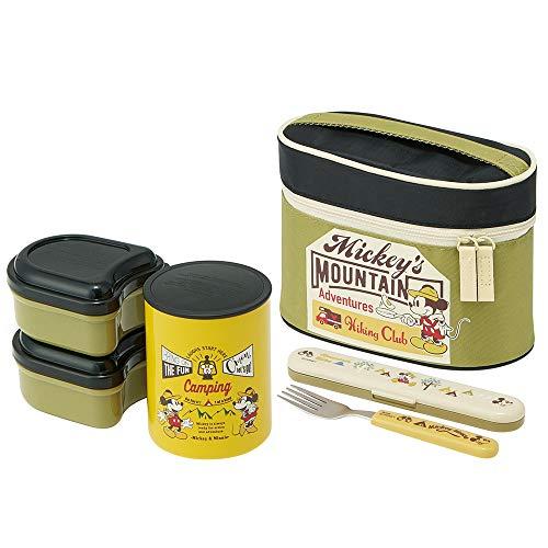 aislamiento térmico almuerzo caja tarro Mickey Mouse al aire libre Dd 560ml KCLJC6