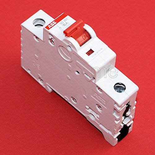 ABB SD201/16 Hauptschalter Lasttrennschalter Schalter 1-polig 16A rot