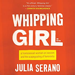 Whipping Girl audiobook cover art