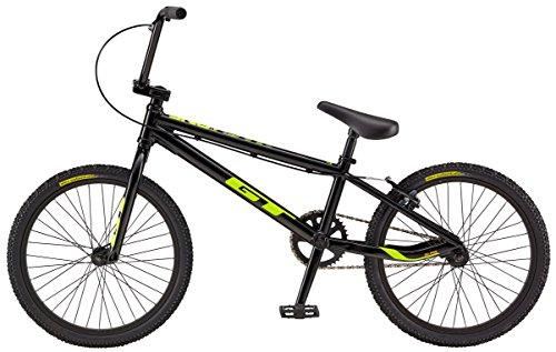 GT 751217M10LG Bicicleta, Unisex Adulto, Multicolor, 20