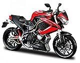 Maisto Benelli Tornado Naked TRE R160 Bike 1/12 Motorcycle