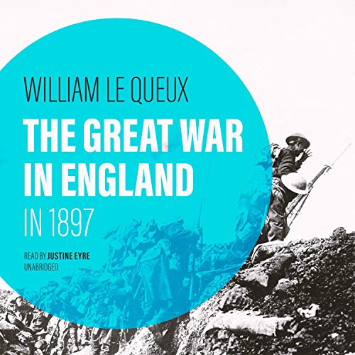 The Great War in England in 1897 Titelbild
