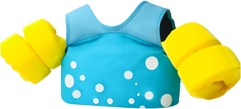 Baby Swim Vest, Kids Swim Vest No Need to inflate Swimming Train