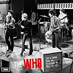 Live in London, Paris and…felixstowe 1965-66-67