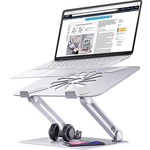 Skrebba Laptop Stand, Laptop Riser with ...