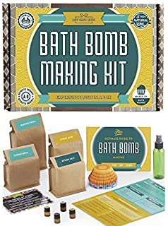 natural bath bomb kit