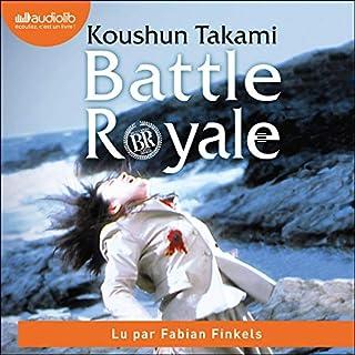 Couverture de Battle Royale