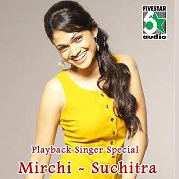Playback Singer Special - Mirchi Suchitra