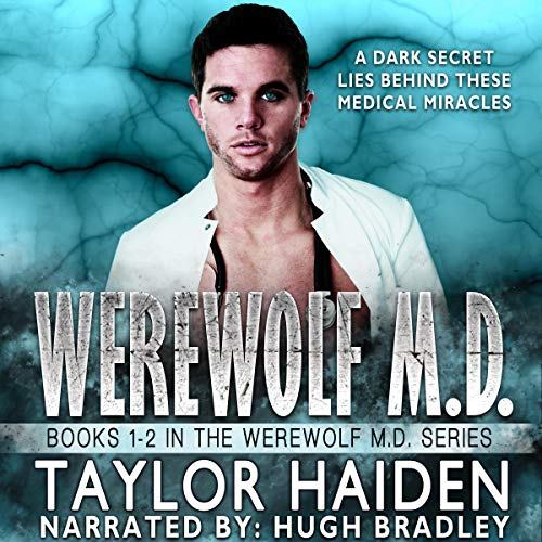 The Werewolf M.D. Series cover art