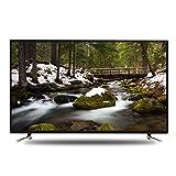 CYYAN Televisor LCD Televisor de 32/42/50/55/60 Pulgadas Televisor LED Full HD 2 Altavoces Televisor HDR 10 Reproducción Freeview 2 X HDMI 2 X USB