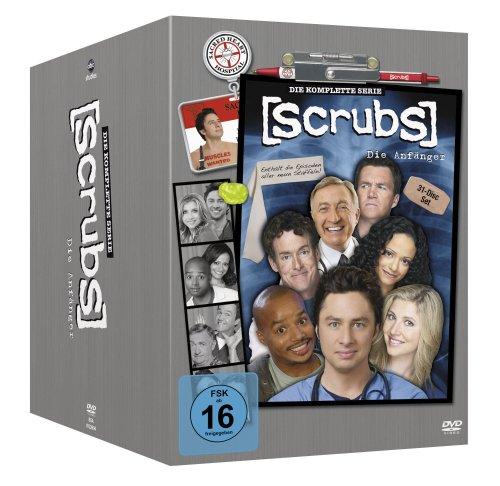 Scrubs - Die Anfänger - Staffel 1-9/Komplettbox