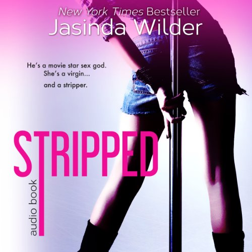 Stripped audiobook cover art