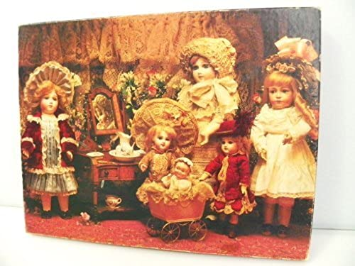 Fancy, Frilly Dolls - Springbok 500 Piece Puzzle 18  X 23 1 2  PLZ4179 by Springbok Hallmark