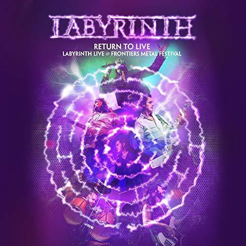 Return To Live (CD/DVD Edition)