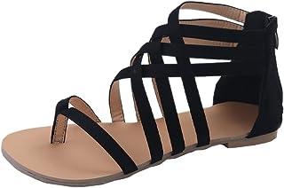 Y Tdsqrhcx Chanclas Esterciopelo Zapatos Amazon Para Mujer Sandalias 9eYEDIWH2
