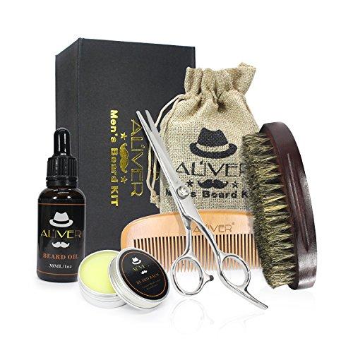 Aliver Kit Barbe Homme