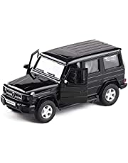Mercedes Benz G63 AMG car model-Black