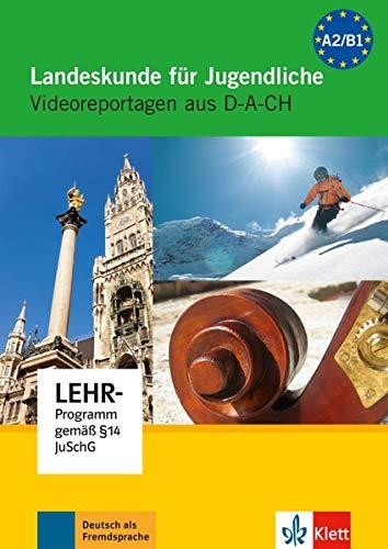 Landeskunde für Jugendliche: Videoreportagen aus D-A-CH. DVD