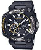 Casio GWFA1000-1A Frogman Men's Watch Black 56.7mm Carbon/Stainless Steel