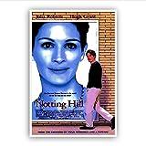 ZzSTX Poster Notting Hill Filmplakat Wandkunstdrucke