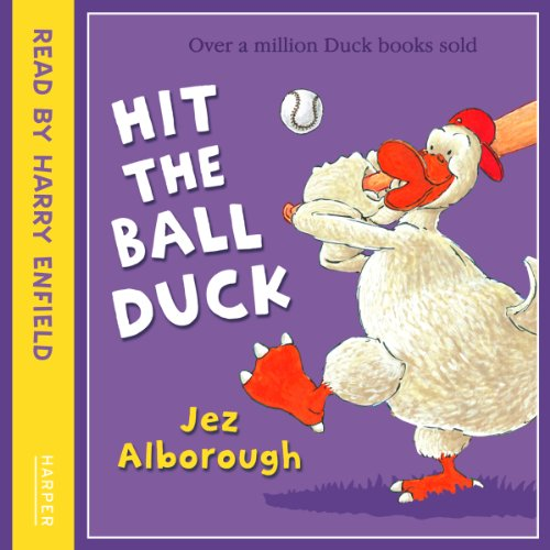 Hit the Ball, Duck cover art