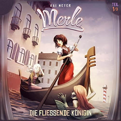 Die Fließende Königin audiobook cover art
