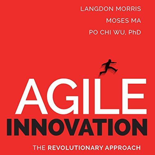 Agile Innovation audiobook cover art
