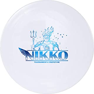 Westside Discs Limited Edition 2020 Tour Series Nikko Locastro Prototype Tournament-X Ahti Fairway Driver Golf Disc [Colors May Vary]