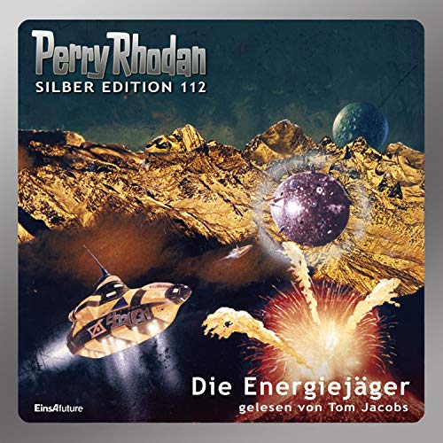 Die Energiejäger audiobook cover art