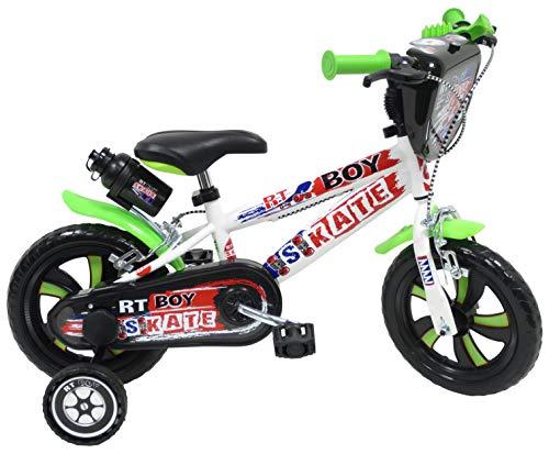 Denver 15125 - RT Boy Skate Bicicletta, 12 Pollici