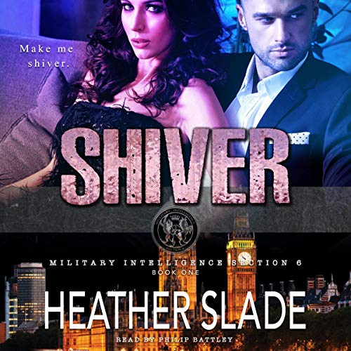Shiver Audiobook By Heather Slade cover art