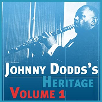 The Johnny Dodds' Heritage, Vol. 1